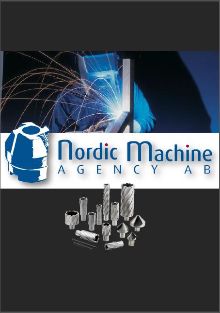 Bockmaskiner, kärnborrar och dylikt från Nordic Machine